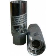 Головка свечная, магнитная, 12гран. S=14 мм  FORCE 807314M