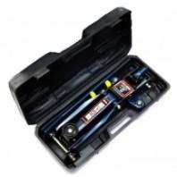 Домкрат подкатной  2 т (h min 135мм, h max 385мм) в кейсе  Forsage TH22001C