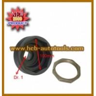 Съемник задних ступичных гаек SCANIA (1