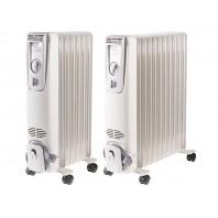Радиатор масляный электрич. Tермия  H0715 (1500 Вт, 7 секций) (ТЕРМИЯ)