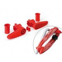 Держатель для кабеля газонокосилок (F016800270) (BOSCH)