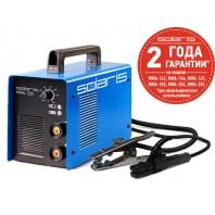 Инвертор сварочный Solaris MMA-205 + ACX (220В,10-200А) (SOLARIS)