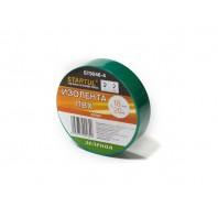 Изолента ПВХ 18ммх20м зеленая STARTUL PROFI (ST9046-4)