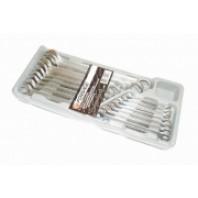 Лоток пластиковый для набора ключей комбинированных на 16пр.  Forsage 5161-PT