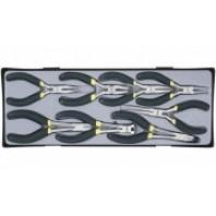 Набор шарнирно-губцевого инструмента 8 пр.  FORCE 50814