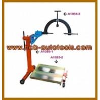Адаптор для КПП на кантователь  HCB A1035-3