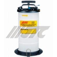 Емкость для выкачивания жидкостей через щуп ручной/пневматический  JTC JTC-1050