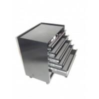 Тележка инструментальная, 6 выдвижных полок  Forsage TBR3106-X
