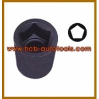 Головка 5-гранная 12.5мм (Peugeot, Citroen) для томозной ситсемы  HCB A2071