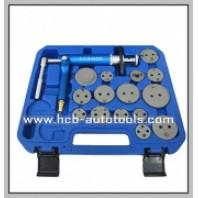Набор для обслуживания тормозных суппортов пневматический универсальный  HCB A2135