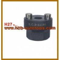 Ключ для откручивания пальцев передних амортизаторов грузовых Volvo (H27)  HCB A1186