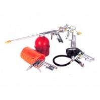 Набор пневмоинструмента 5пр.  ECO SGK-5