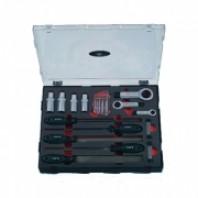 Набор для сруба и разрезания гаек 19 предметов  FORCE K5193