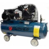 Компрессор 2-х поршневой с  ременным приводом 5,5кВт, ресивер 200л, 600л/м, 380В  Forsage TB290-200