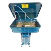 Мойка для деталей пневматическая с емкостью для слива 65л  Forsage PDCT