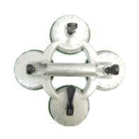 Съемник стекол четырехзажимной (присоска) диам. 123мм-120кг (алюм.)  Forsage 68404