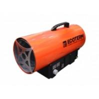 Нагреватель воздуха дизельный непрямой, 50 кВт, 2 колеса  Ecoterm DHI-50W
